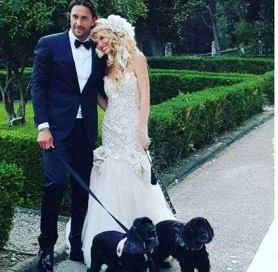 Matrimonio Luca Toni - 1
