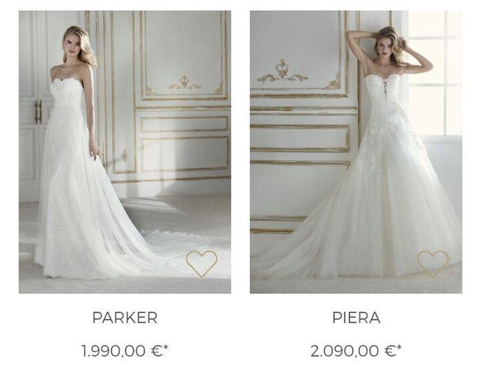 898ab740d616 La sposa barcelona 2018  abiti e prezzi - Moda nozze - Forum ...