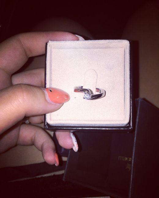 Mi fate vedere il vostro anello della proposta?? 4