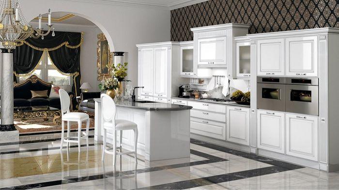 Cucine classiche eleganti - Vivere insieme - Forum Matrimonio.com