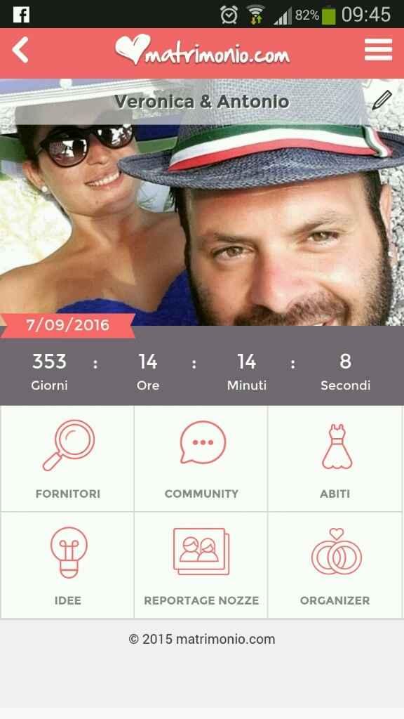 Countdown di Matrimonio.com: quanto manca alle tue nozze? - 1