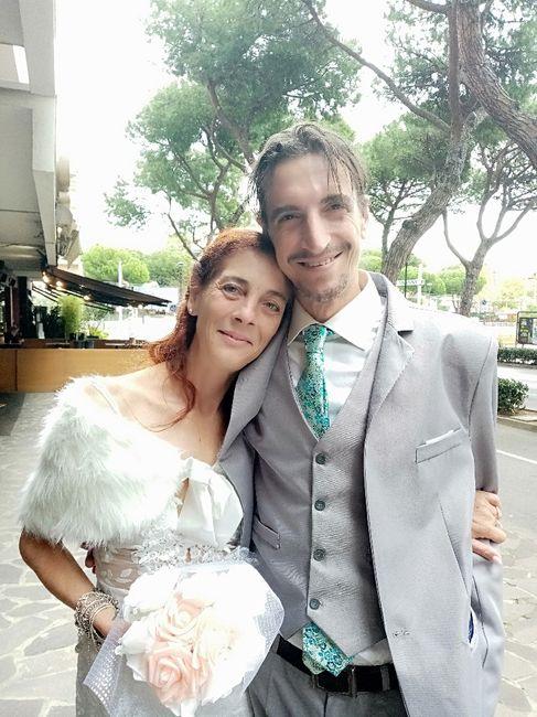 Ore 13......ci Siamo Sposati!!! 1