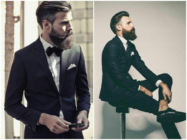 Sposo con o senza barba 17