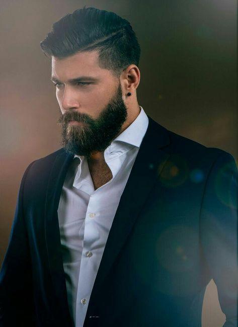 Sposo con o senza barba 18