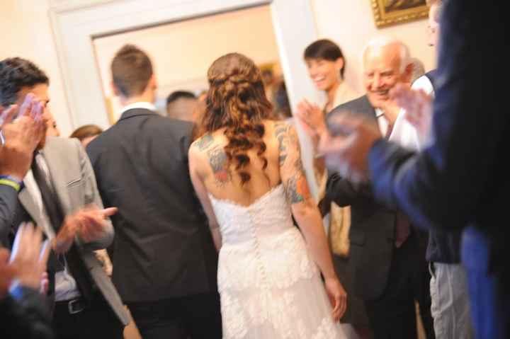 Spose tatuate e piene di piercing!!! - 2