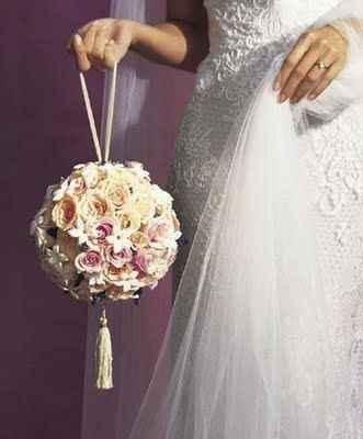 Bouquet sfera - 3