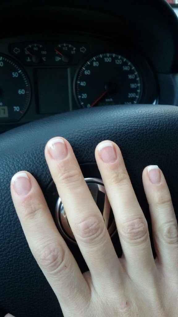 La mia prima manicure - 1