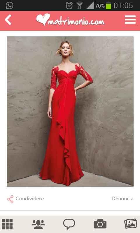Quale vestito per cerimonia vi piace di più' - 1