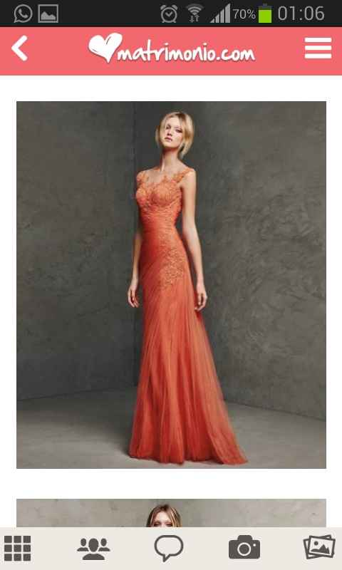 Quale vestito per cerimonia vi piace di più' - 2