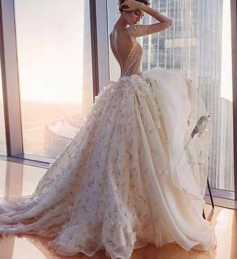 Vestiti Da Sposa Meravigliosi.Abiti Da Sposa Meravigliosi Moda Nozze Forum Matrimonio Com