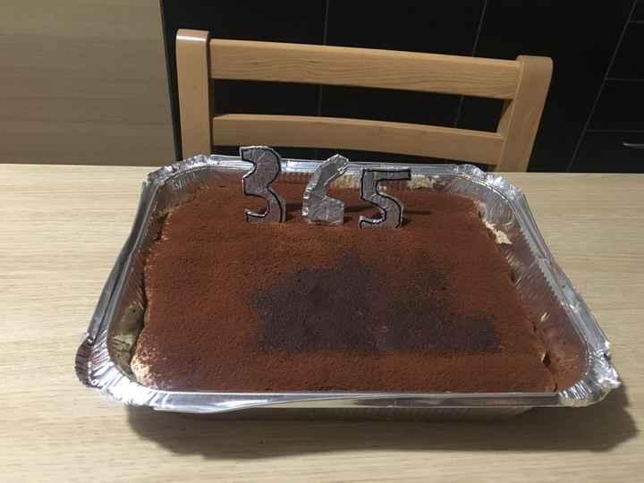 Torta countdown - 1