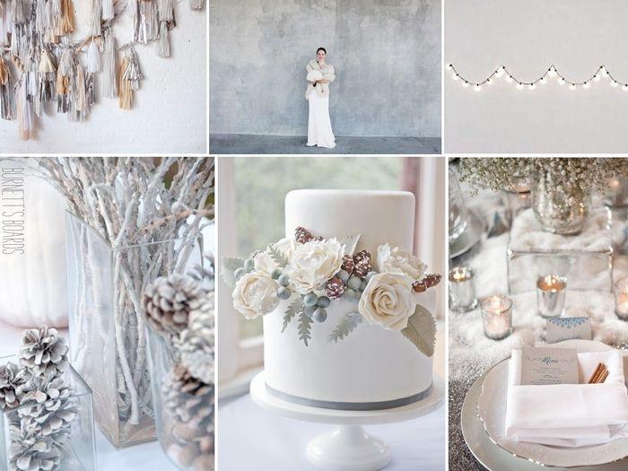 Segnaposto Matrimonio Invernale.Elegante Matrimonio Invernale Organizzazione Matrimonio Forum