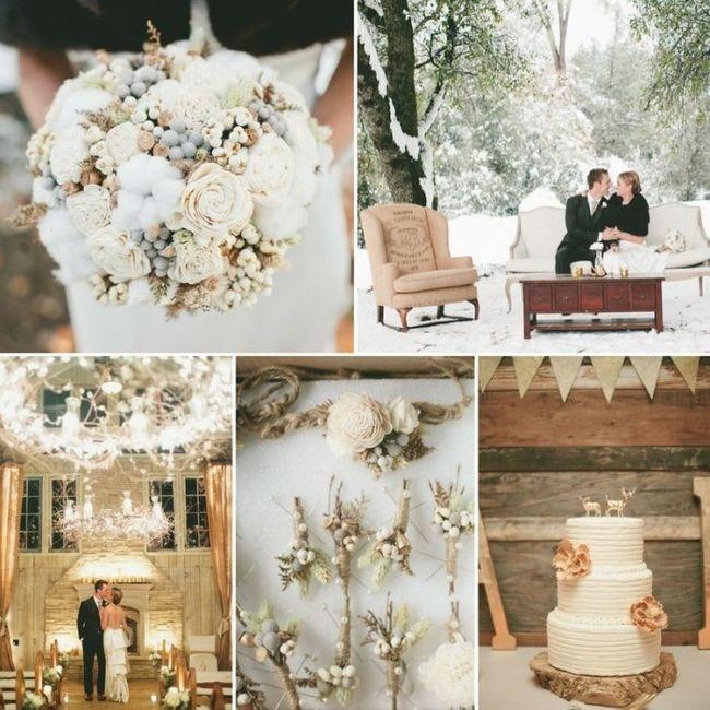 Segnaposto Matrimonio Invernale.Elegante Matrimonio Invernale Pagina 2 Organizzazione