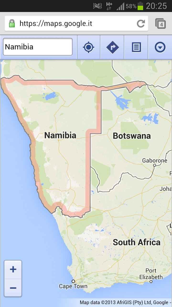 Namibia & Botswana!  - 1