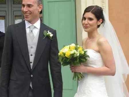 Giulia e Matteo... un magnifico 26 aprile 2014 - 2