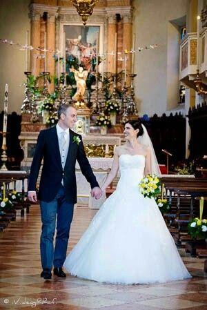 """Le """"future mamme"""" nel giorno del loro matrimonio! - 1"""