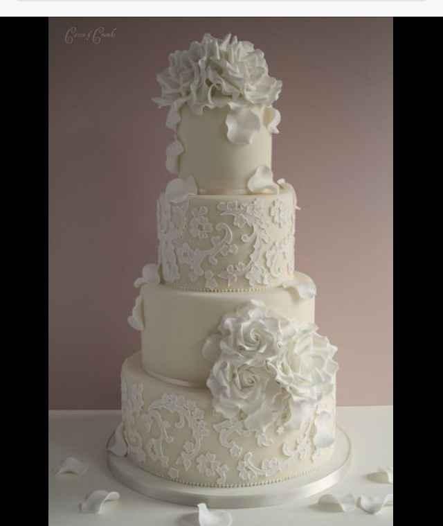 Torta nuziale 😍😍🎂🎂 - 2