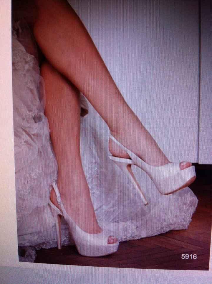 Scarpe comode sposa cercasi - 1