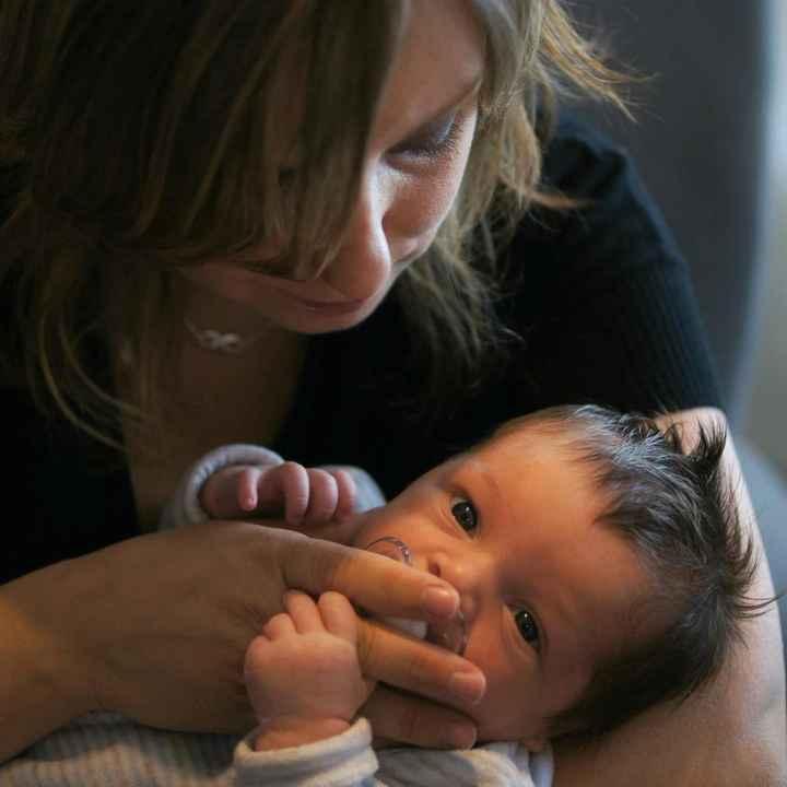 Mamma e Nicolò