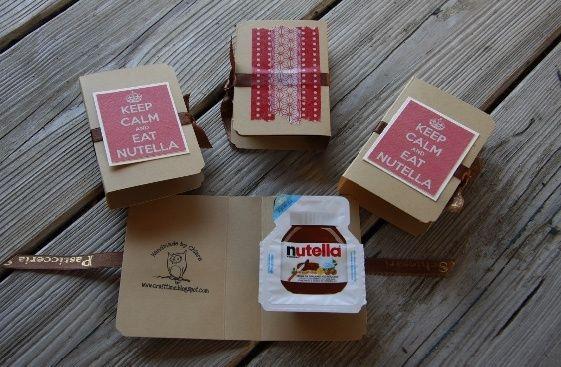 Matrimonio Tema Nutella : Che ideona ho avuto matrimonio tema