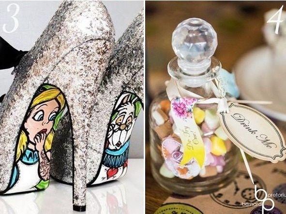 Matrimonio Tema Alice In Wonderland : Matrimonio a tema alice in wonderland ricevimento di