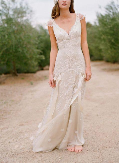 Abiti Invitati Matrimonio Country Chic : Abiti sposa country shabby chic moda nozze forum