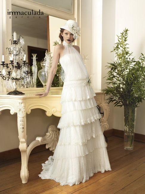 Matrimonio Country Chic Abiti : Abiti sposa country shabby chic moda nozze forum