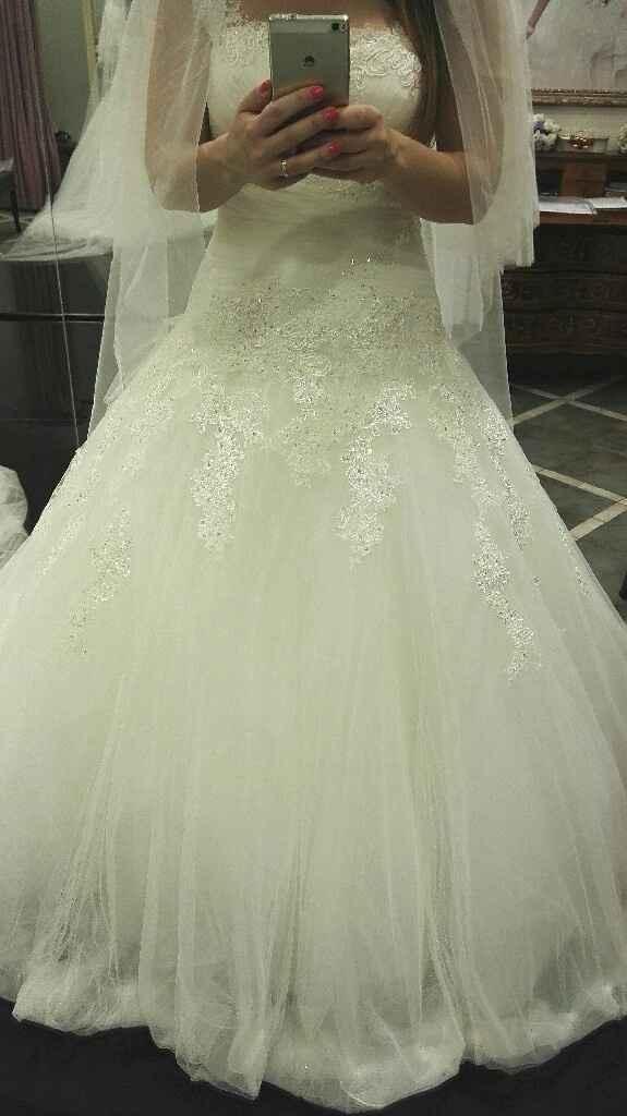 Linee abiti da sposa che non superano i 2,500 euro. - 1