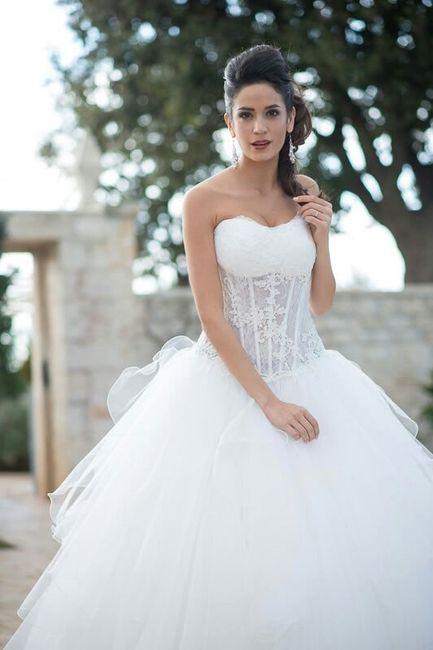 Elenco fascia prezzi abiti da sposa - 2