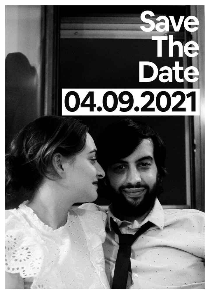 """Il nostro """"save the date"""" 💍 - 1"""