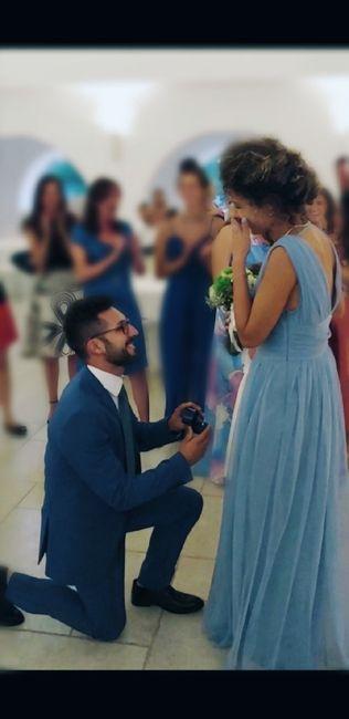 La proposta di matrimonio di Sarah Hyland di Modern Family 6
