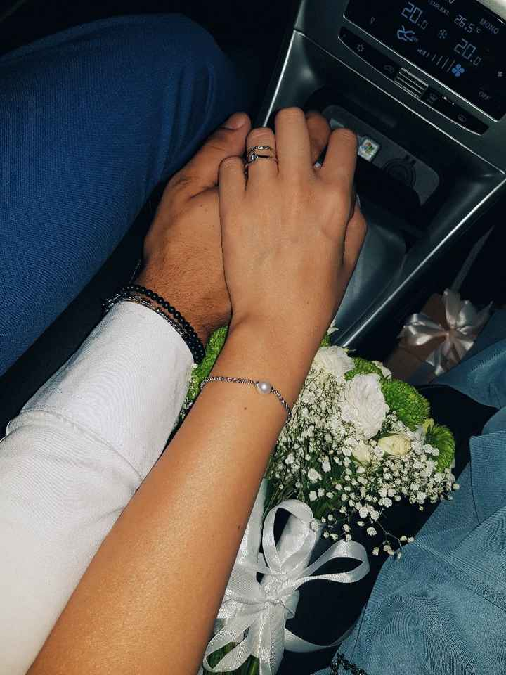 Anelli di fidanzamento! - 1