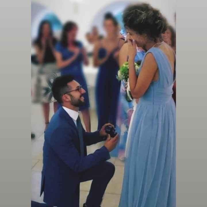 Avete una foto del momento della proposta? 💍📸 - 1