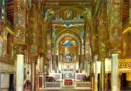 la Cappella Palatina Pa
