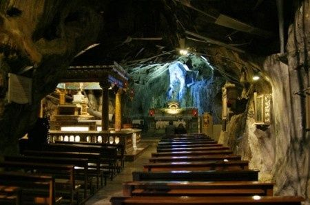 palermo Santuario S.Rosalia