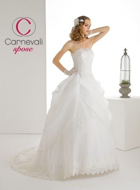 0acae343d58f Collezione Carnevali spose 2014 - Moda nozze - Forum Matrimonio.com