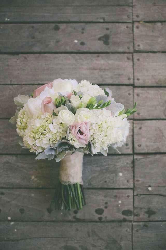 Bouquet con ortensie - 1