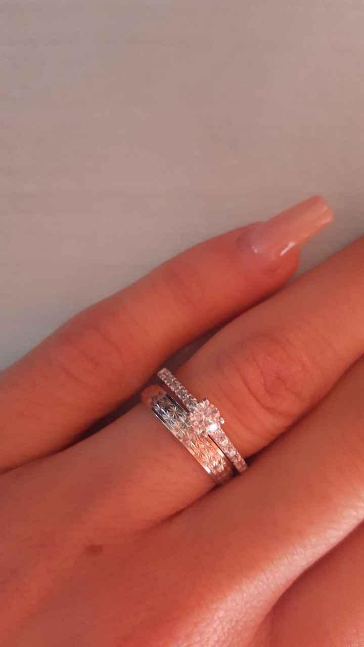 Anello di fidanzamento 20