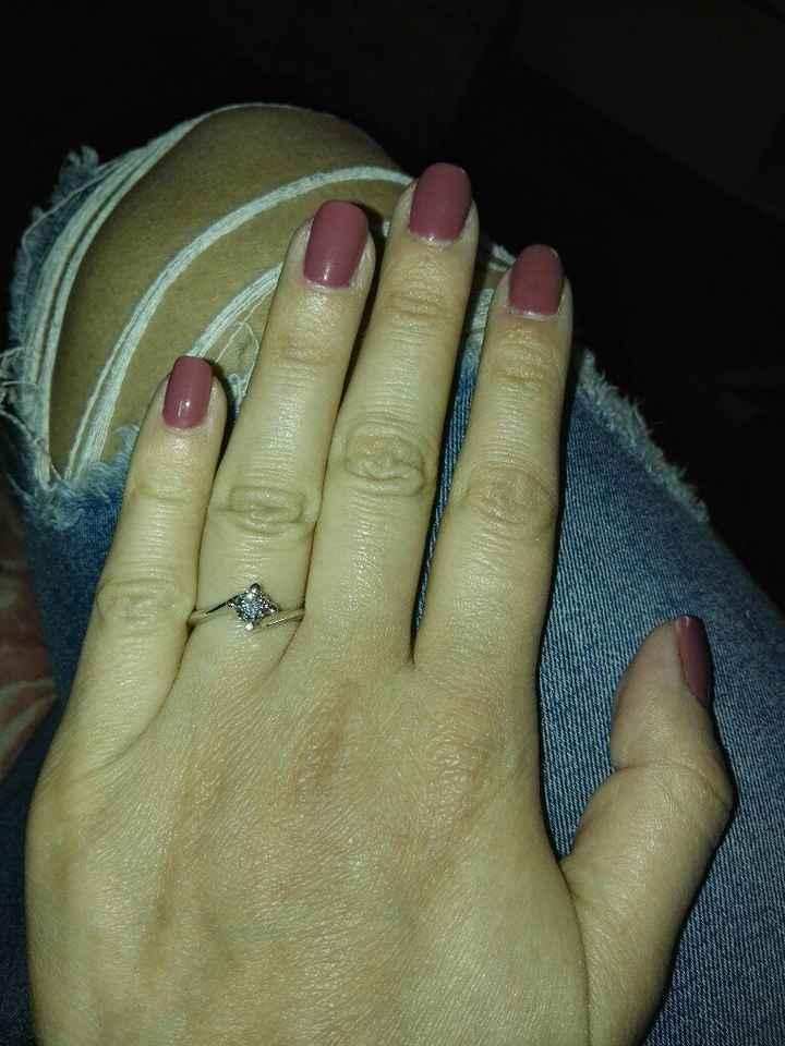 Il mio anello.....😍 - 1