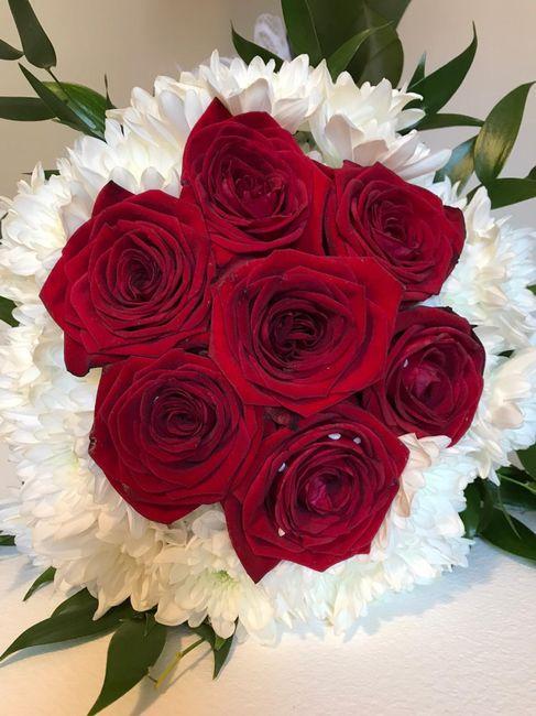 Quante di voi avranno due bouquet? e perché? 2