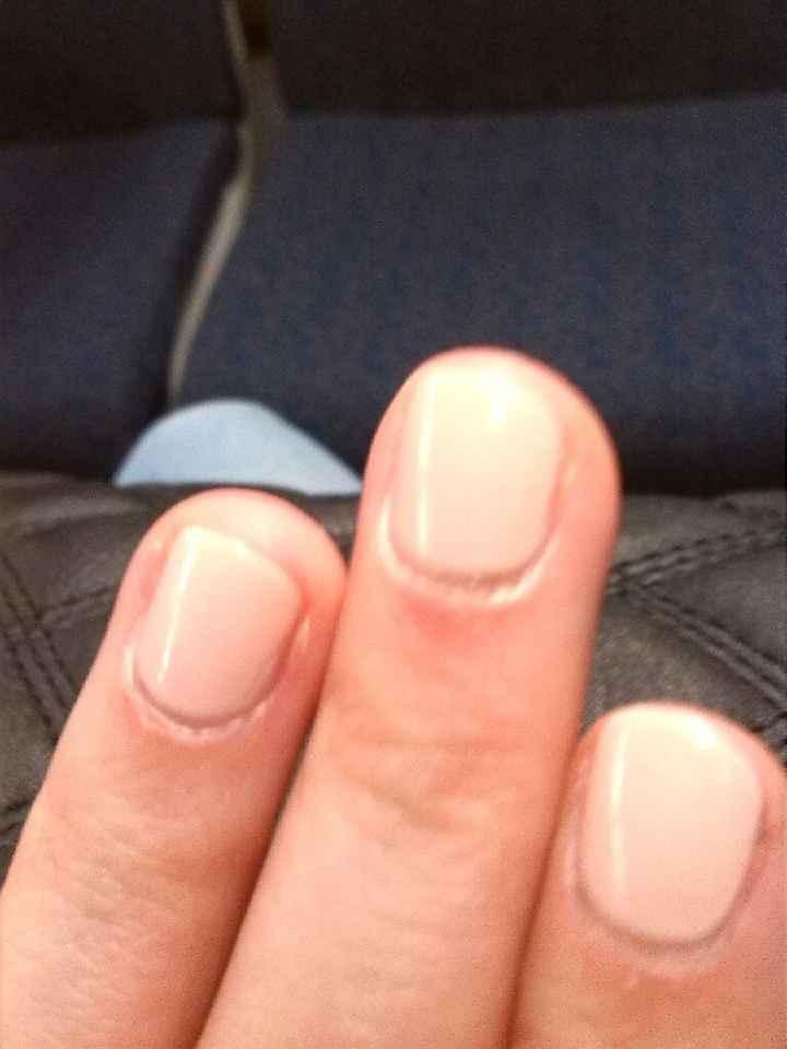 L'estetista mi ha rovinato le mani - 1