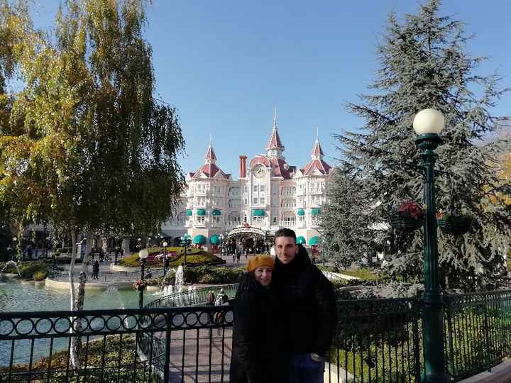 Disneyland paris - 1