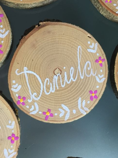 Segnaposto Matrimonio In Legno : Segnaposto legno fai da te forum matrimonio