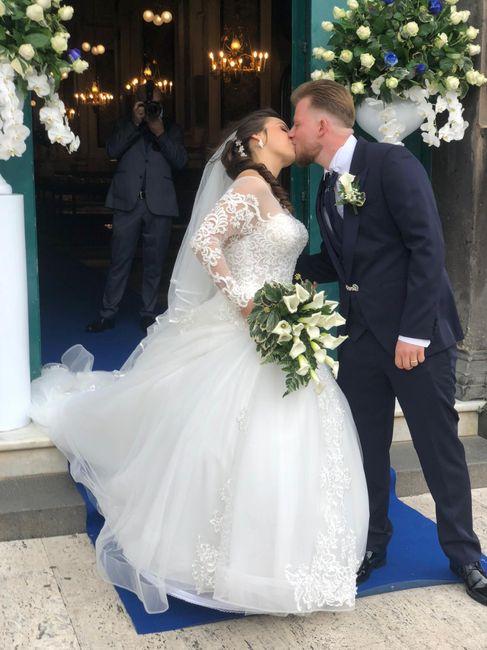 Finalmente sposi 24 ottobre 2020 1