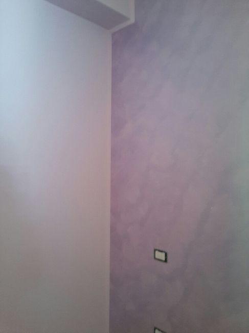 Pittura camera da letto pagina 2 prima delle nozze - Pittura camera da letto lilla ...