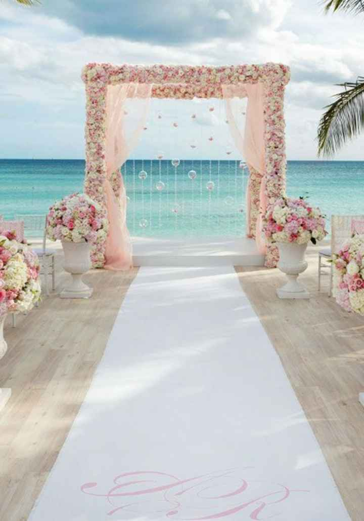 Matrimonio con  il mare - 1