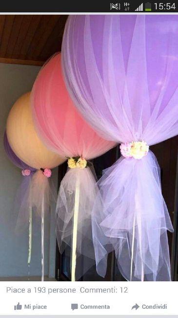 Palloncini x decorare le scale fai da te forum for Decorare una stanza con palloncini
