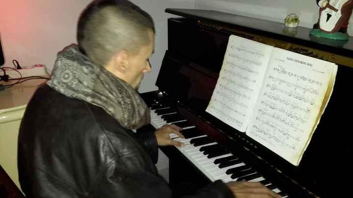 quel pianista di mio marito