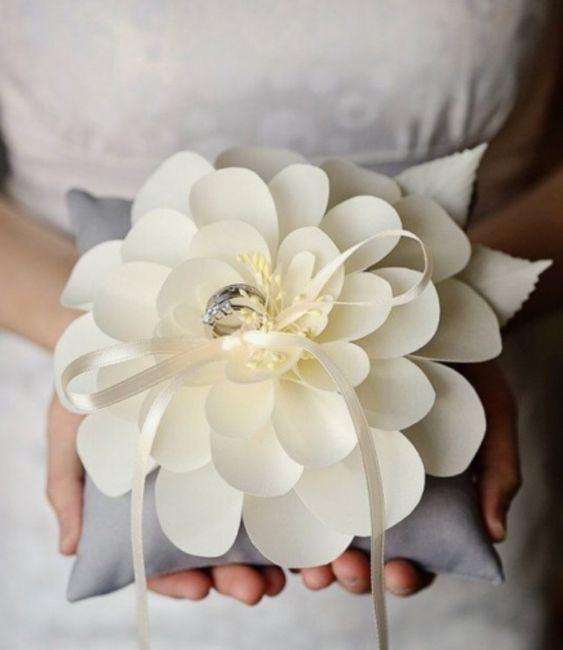 Eccezionale Aiuto.cuscino porta fedi!! - Organizzazione matrimonio - Forum  YU37