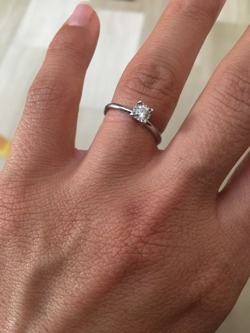 Scopri qual è l'anello perfetto per te - Il risultato - 1